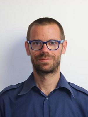 Cédric Fogeron  - Psychothérapeute - Laeken
